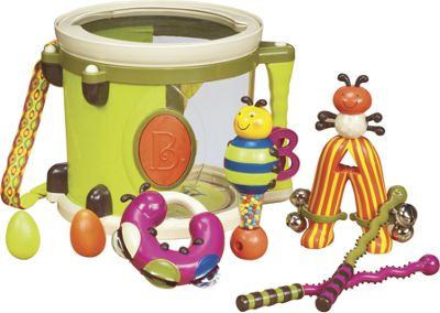 Parum Pum Pum Toy Musical Instrument Set