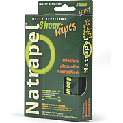 natrapel insect repellent wipes 12 pack