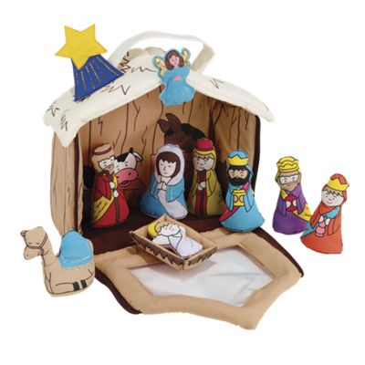 My First Nativity Set