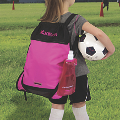 Personalized Athletic Bag
