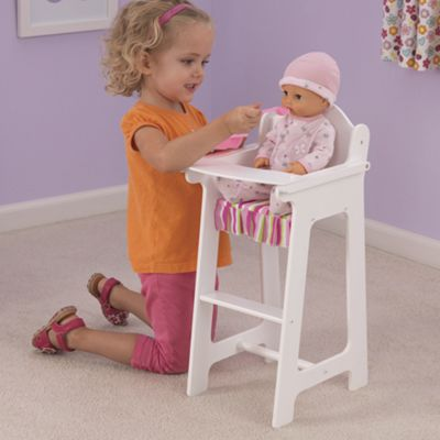 KidKraft Doll High Chair for up to 19 Inch Dolls