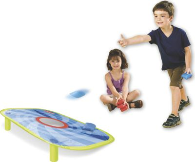 Pop Out Beanbag Toss for Kids