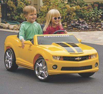 Chevy Camaro Ride-On Toy