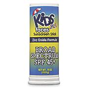 spf 45 sunscreen stick for kids