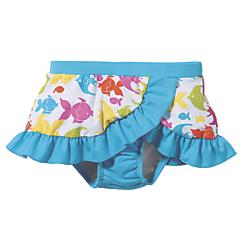 sun smarties fish swim skirt