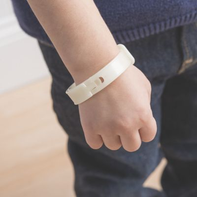 Glow in The Dark Bug Band Insect Repellent Bracelet