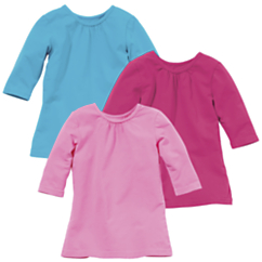 bug smarties girls tunic top with insect shield