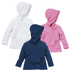bug smarties long sleeve hoodie with insect shield