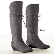 Classique Lace Around Boot