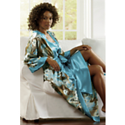 Island Pleasures Robe Gown Set