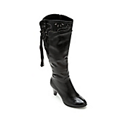 Boot Romantic Border By Midnight Velvet