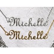 Necklace Name Script