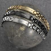 Id Bracelet Stainless Steel MenS