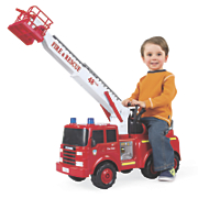 Fire Engine Electronic Action