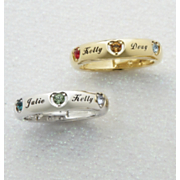 Band Family Birthstone
