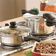 Pressure Cooker Set 4 Pc