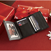 Wallet Leather Trifold