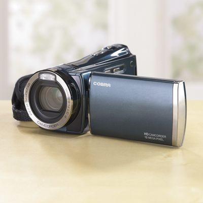 HD 720p Cobra Digital Camcorder Kit
