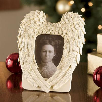 Angel Wings Tabletop Frame