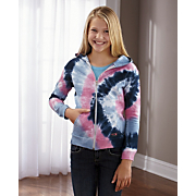 personalized tie dye hoodie