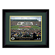 personalized stadium print