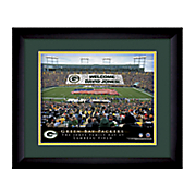 personalized stadium print