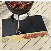 nfl grill mat
