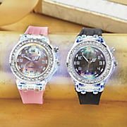 flash and bling watch