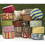 Indoor/Outdoor Pouf...