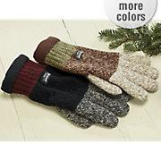 Gloves Ragg Wool Colorblock