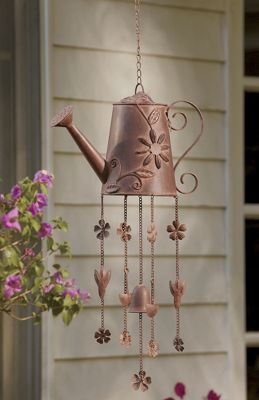 Watering Can Wind Chime