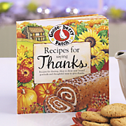 Recipes for Saying Thanks Cookbook