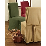 Slipcover Dining Chair Solid