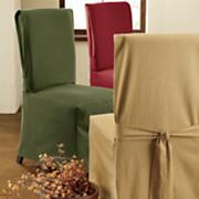 Forro liso p/ silla de comedor