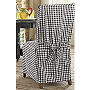 Chair Cover, Black...