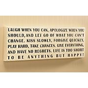 Sign Laugh