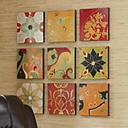 Canvas Prints Set Of 9