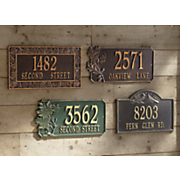 Address Signs Personalized