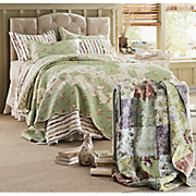 Your Choice Oversized Cotton Quilt and Sham
