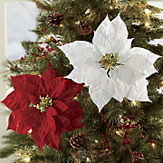 Set of 2 Poinsettia...