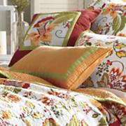 garden party 12 x 18 pillow
