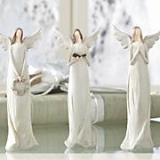 Set Of 4 Serenity Angels