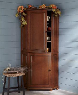 Newport Corner Cabinet