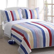 Prairie Stripe Quilt Set