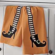 Set Of 2 Wicked Fun Towels