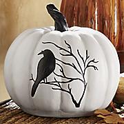 Crow Pumpkin