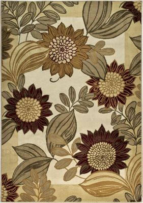 Sunflower Festival Rug