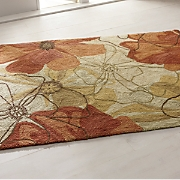 Fiona Hand-Hooked Floral Rug