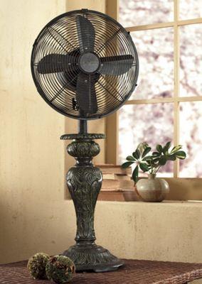 Deco Breeze<sup class='mark'> &trade;</sup> The Zephyr Table Fan