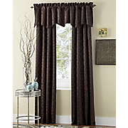 Denise Thermal Window Treatments and Valance
